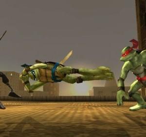 TMNT: Ninja Kaplumbağalar (Demo) Ekran Görüntüleri - 1