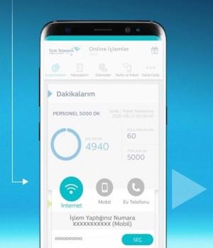 Türk Telekom Online İşlemler Ekran Görüntüleri - 5