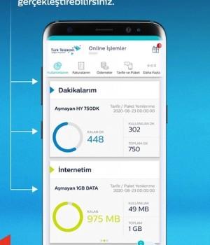 Türk Telekom Online İşlemler Ekran Görüntüleri - 6