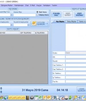 Adres ve Telefon Defteri Ekran Görüntüleri - 1