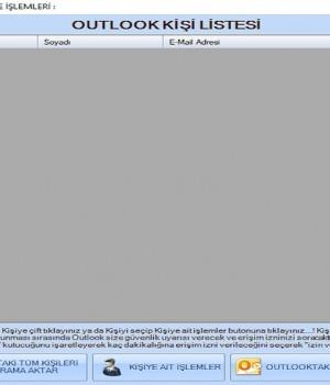 Adres ve Telefon Defteri Ekran Görüntüleri - 3