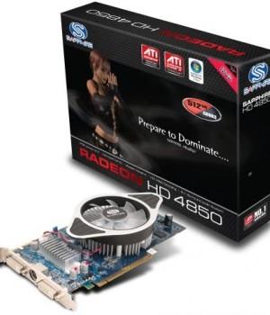 AMD Radeon HD 4850 Driver Ekran Görüntüleri - 1