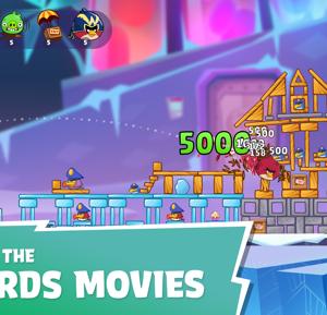 Angry Birds Reloaded Ekran Görüntüleri - 1