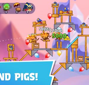 Angry Birds Reloaded Ekran Görüntüleri - 2