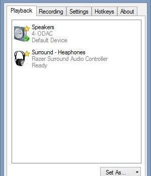 Audio Switcher Ekran Görüntüleri - 3
