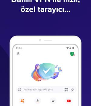 Avast Browser Ekran Görüntüleri - 1