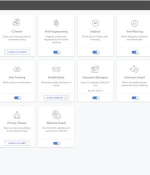 CCleaner Browser Ekran Görüntüleri - 2
