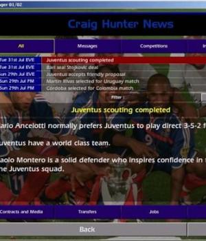 Championship Manager 01/02 Ekran Görüntüleri - 1