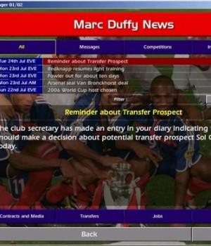 Championship Manager 01/02 Ekran Görüntüleri - 3