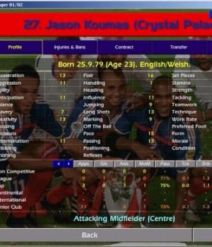 Championship Manager 01/02 Ekran Görüntüleri - 4