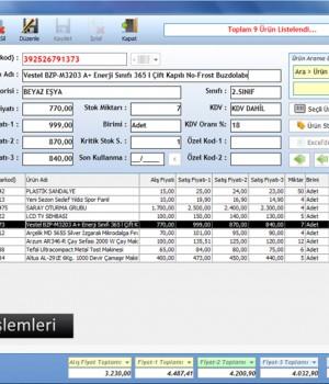 Müşteri Takip ve Veresiye Defteri Ekran Görüntüleri - 4
