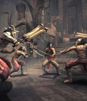 Prince of Persia: Warrior Within Ekran Görüntüleri - 4