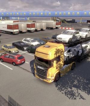 Scania Truck Driving Simulator Ekran Görüntüleri - 1