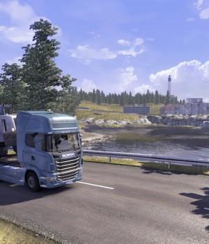 Scania Truck Driving Simulator Ekran Görüntüleri - 5