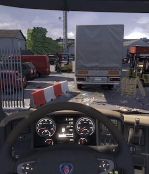 Scania Truck Driving Simulator Ekran Görüntüleri - 7