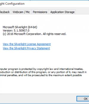 Microsoft Silverlight Ekran Görüntüleri - 1