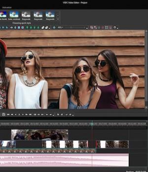 VSDC Free Video Editor Ekran Görüntüleri - 3