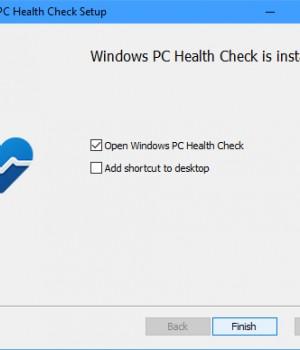 PC Health Check Ekran Görüntüleri - 2