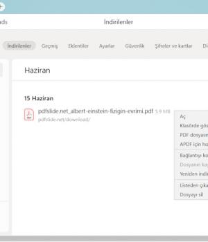 Yandex Browser Ekran Görüntüleri - 7