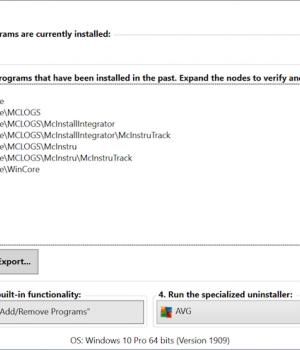 Antivirus Removal Tool Ekran Görüntüleri - 1