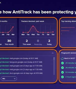 Avast AntiTrack Ekran Görüntüleri - 8