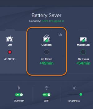 Avast Battery Saver Ekran Görüntüleri - 3