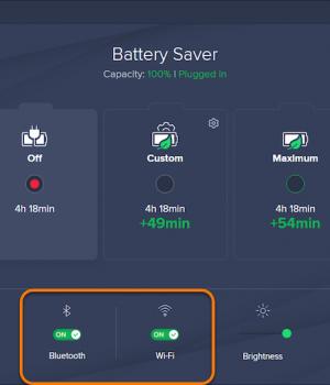 Avast Battery Saver Ekran Görüntüleri - 5