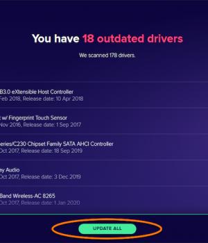 Avast Driver Updater Ekran Görüntüleri - 3