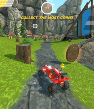 Crash Drive 3 Ekran Görüntüleri - 1