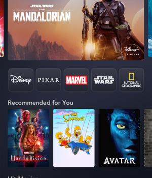 Disney+ Ekran Görüntüleri - 6