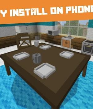 Furniture MOD for Minecraft PE Ekran Görüntüleri - 4