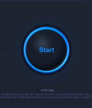 iBeesoft Data Recovery Ekran Görüntüleri - 1