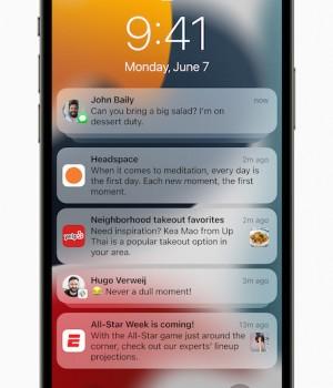 iOS 15 Ekran Görüntüleri - 13