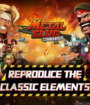 Metal Slug : Commander Ekran Görüntüleri - 1
