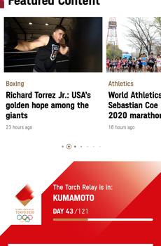 The Olympics Ekran Görüntüleri - 6