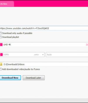 YouTube Downloader Converter Ekran Görüntüleri - 1