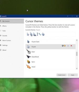 CursorFX Plus Ekran Görüntüleri - 1
