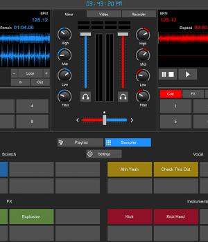 DJ Music Mixer Ekran Görüntüleri - 2