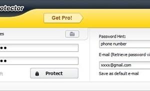 Folder Protector Ekran Görüntüleri - 3