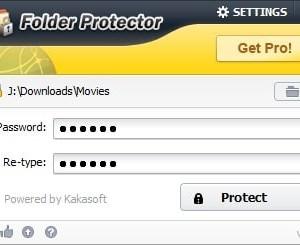 Folder Protector Ekran Görüntüleri - 4