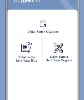 HealthPass Ekran Görüntüleri - 3