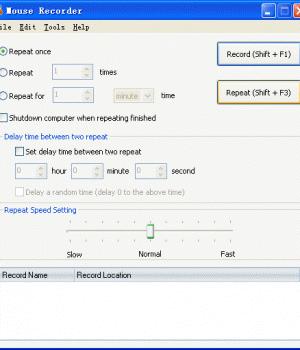 Mouse Recorder Ekran Görüntüleri - 1
