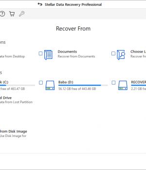 Stellar Phoenix Windows Data Recovery Professional Ekran Görüntüleri - 2