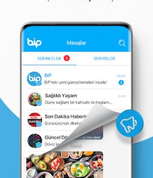 BiP Messenger Ekran Görüntüleri - 5