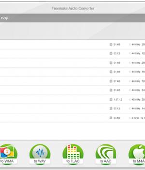 Freemake Free Audio Converter Ekran Görüntüleri - 1