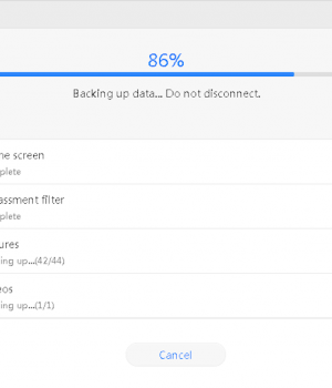 HiSuite Ekran Görüntüleri - 3