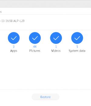 HiSuite Ekran Görüntüleri - 6