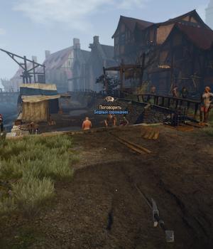 The Witcher 3 First Person Mode Ekran Görüntüleri - 3
