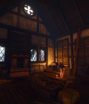 The Witcher 3 First Person Mode Ekran Görüntüleri - 5