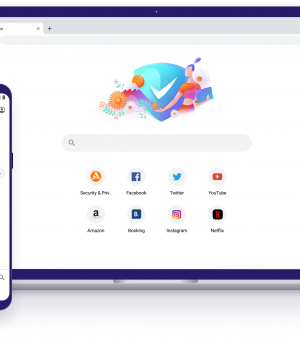 Avast Secure Browser 1 - 1